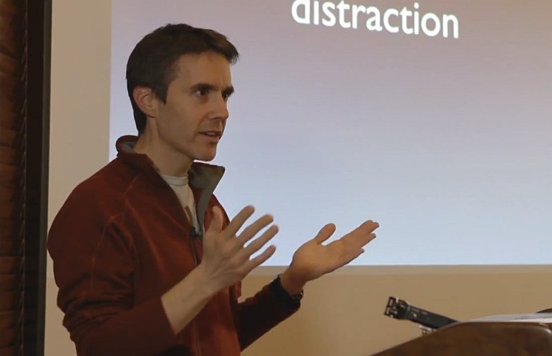 Joe Kraus - Slow Tech (We're creating a culture of distraction)