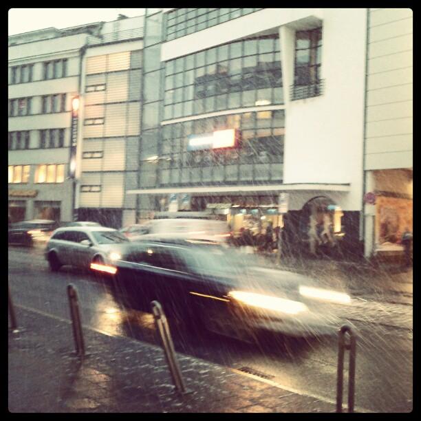 Rainy Day - from Instagram