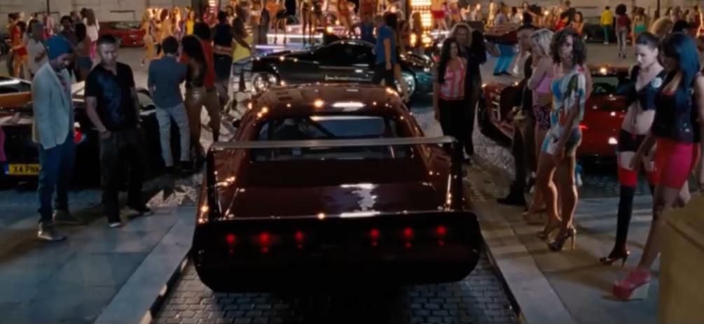 Trailer - Fast & Furious 6
