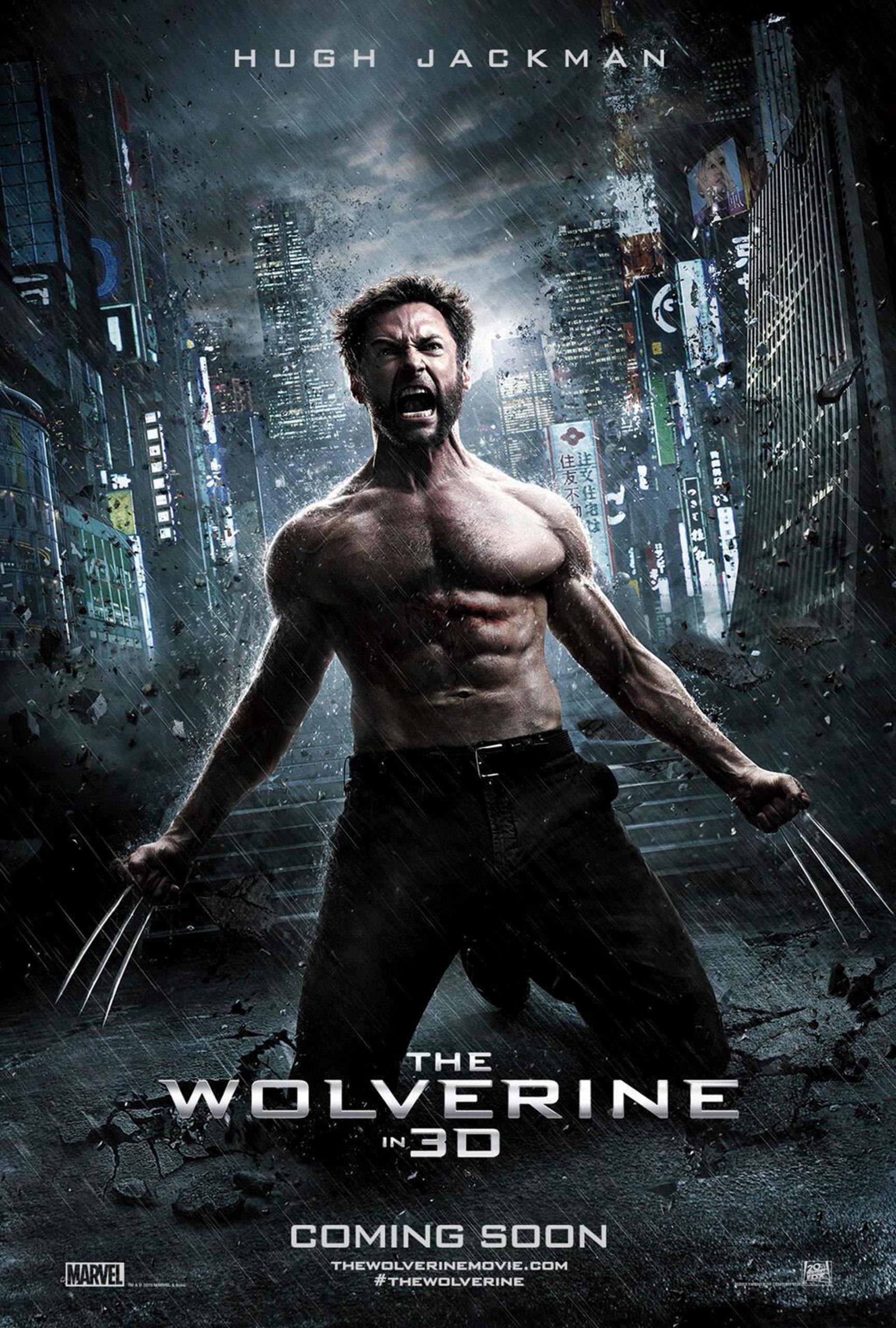The Wolverine Kinoplakat