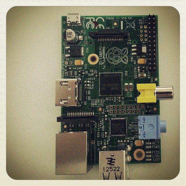 Raspberry Pi - Mh lecker :-D - from Instagram