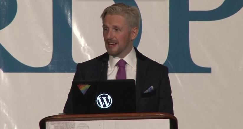Matt Mullenweg: State of the Word 2015