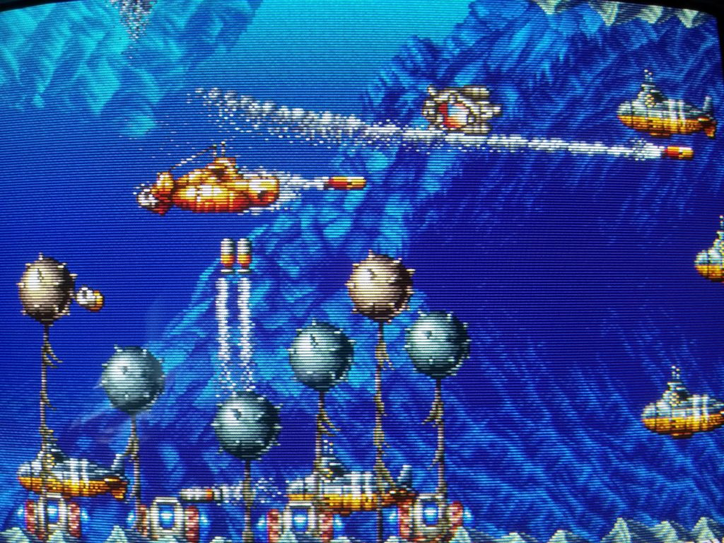 In The Hunt [Kaitai Daisensou] (Sega Saturn via PVM)